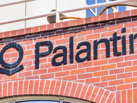 Sensegain Portfolio Company Palantir Landed on the NYSE