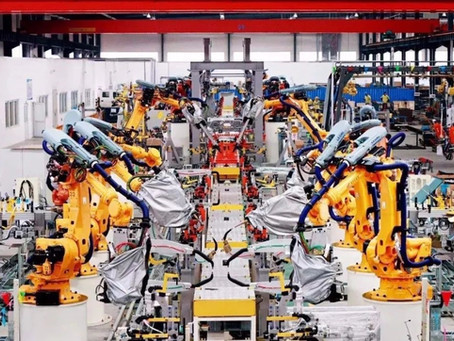 Industrial Robot Efort (688165.SH) Soared 387.87% on the First Day of Listing on STAR Market