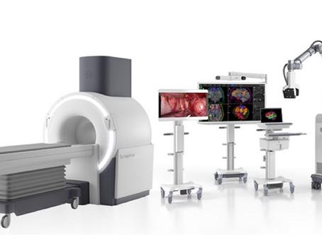 GlobeNewswire: Synaptive Medical Announces Close of $17M Preferred Share Financing