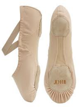 Canvas ballet Shoes size 3.5 upwards