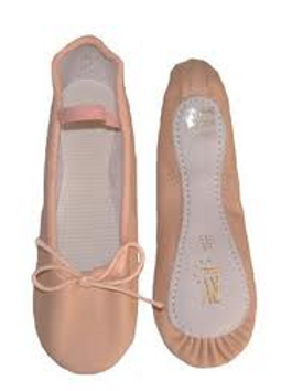 Leather Ballet Shoes small size 8-12.5