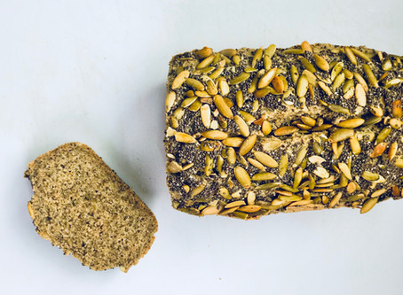 """Stone Age"" Nut & Seed Bread"