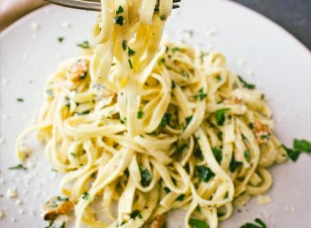 Spaghetti alla Foriana