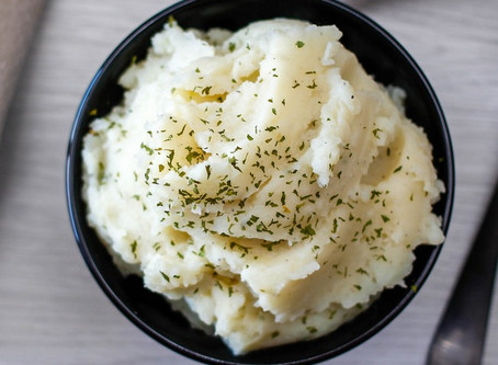 HOLIDAY EDITION: Celery Root Purée