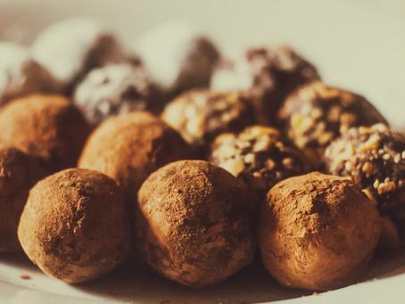 3-Ingredient Almond Bites