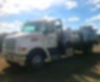Camion de livraison chargé Tourmac