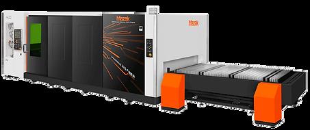 Tourmac Laser Mazak Optiplex 3015