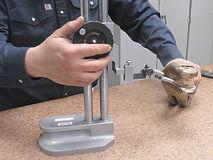 Inspection de pièces
