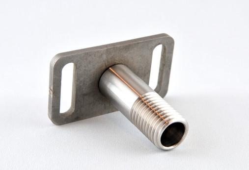Usinage et soudage en acier inoxydable