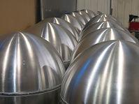 Soudage - Paratonnerre en acier inoxydab