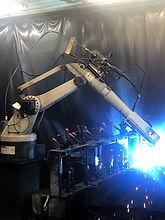 Tourmac robot-soudeur