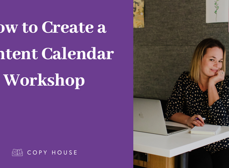 How To Create a Content Calendar as a Technology Company