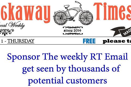 SPONSOR The ROCKWAY TIMES