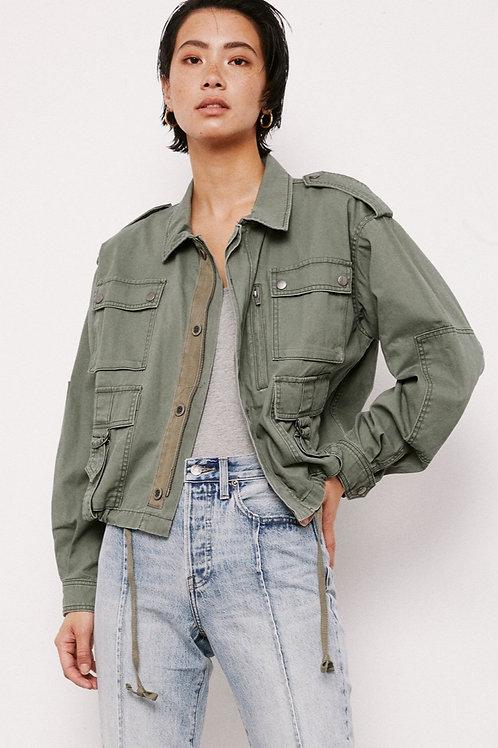 PISTOLA | Ashton Military Jacket