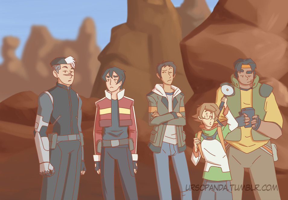 Voltron Screenshot Redraw