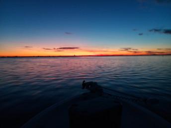 Beautiful Sebastian Sunset