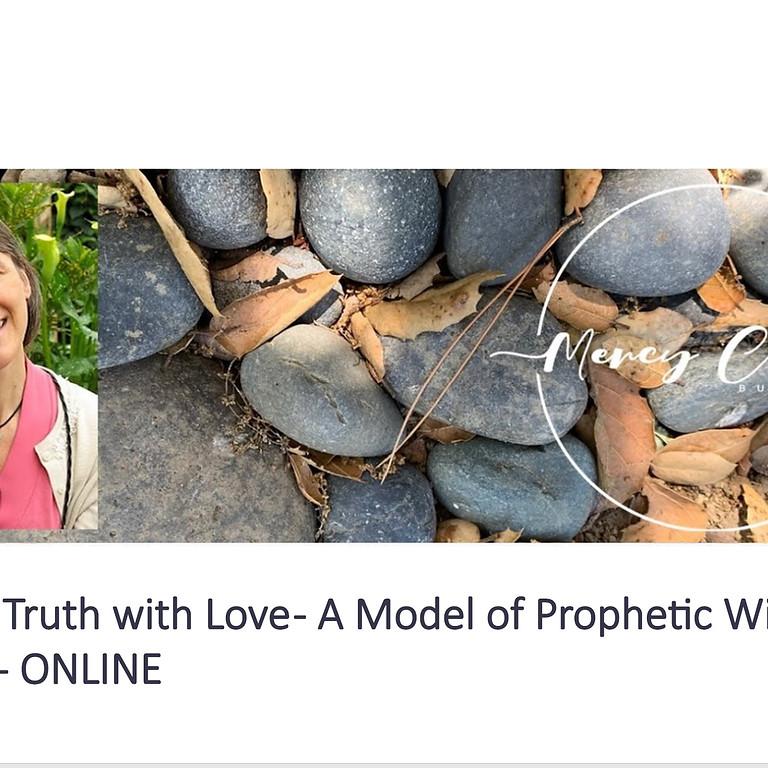 Online Retreat: Speaking Truth With Love (rescheduled date)