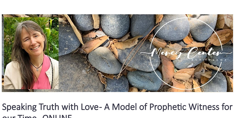 Online Retreat: Speaking Truth With Love
