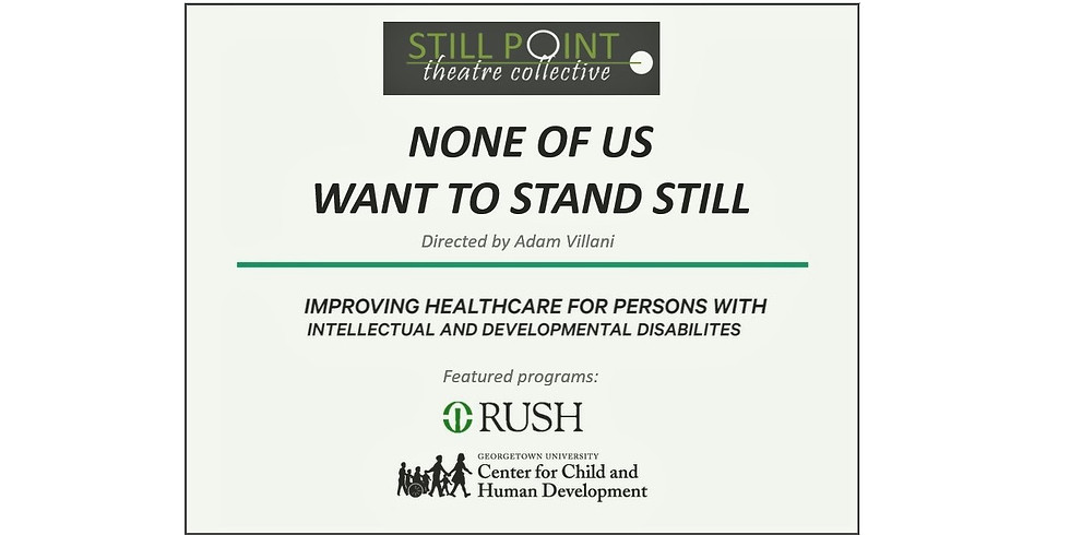 Documentary:  None of Us Want to Stand Still