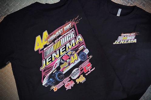 2020 Dirt Champ Nick Jenema Champ shirts