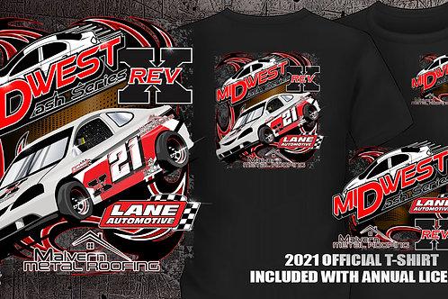 2021 Dash Series T-shirt
