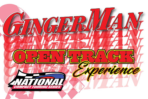 Gingerman Open Track Experience Registration