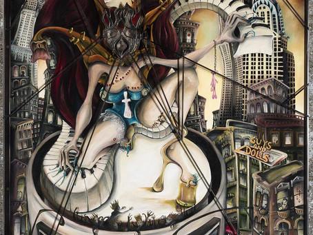 Artwork for Sale - The Gaga world of Stefani Germanotta.