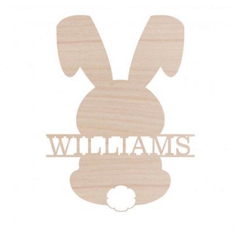 Name Bunny Wood