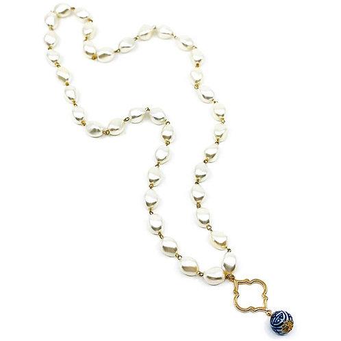 Kristen Ball Pendant Necklace
