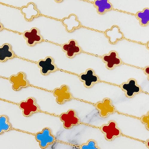 Kinsley Clover Bracelet