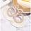 Thumbnail: Set of 3 Beaded Earrings