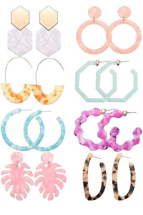 Tinsley Summer Earrings