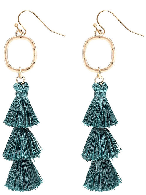 LeeAnn Tassel Earrings