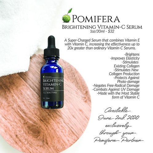 Pomifera Brightening Vitamin C Serum