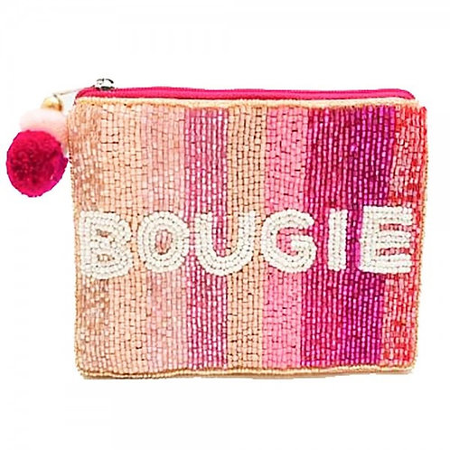 Beaded Bougie Coin Purse