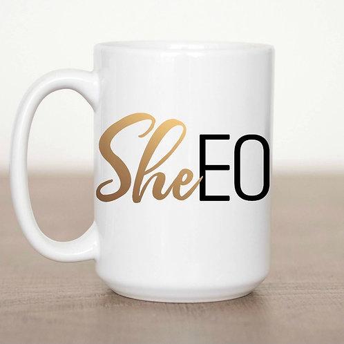 SheEO mug