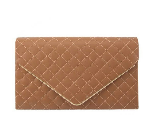 Quilted Crossbody/Clutch