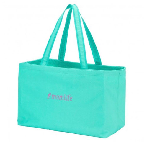 Mom life ultimate tote