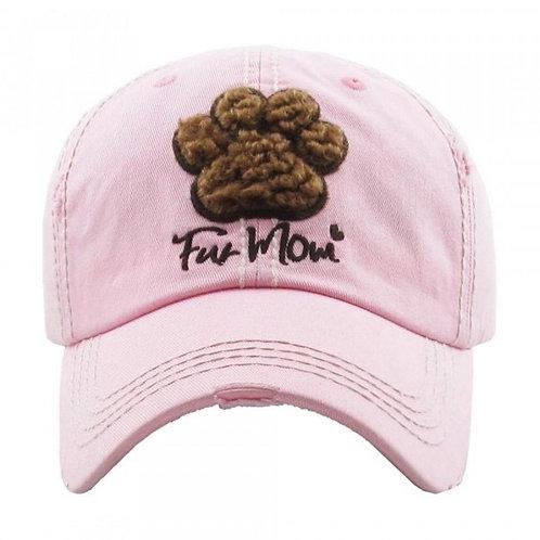 Fur Mom Paw Print