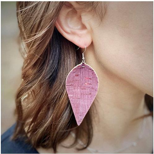 Holly Cork Earring