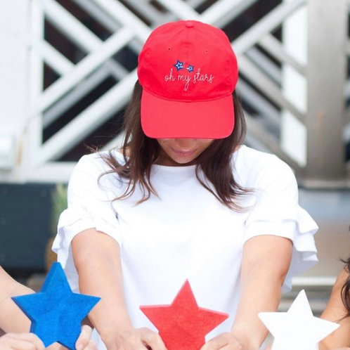 Patriotic Ball Caps