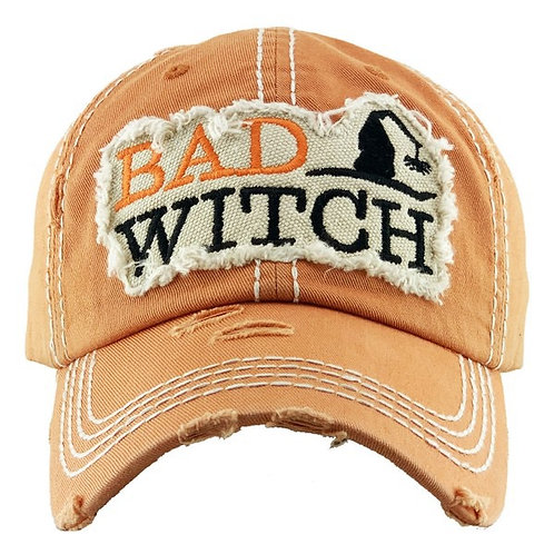 Bad Witch Hat