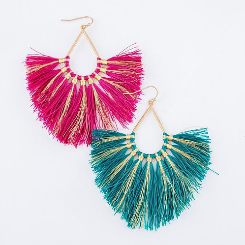 Leah Summer Earrings