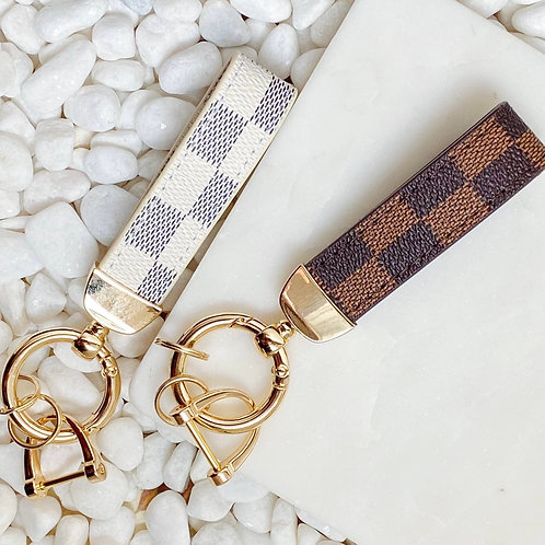 City Chic Luxe Key Chain