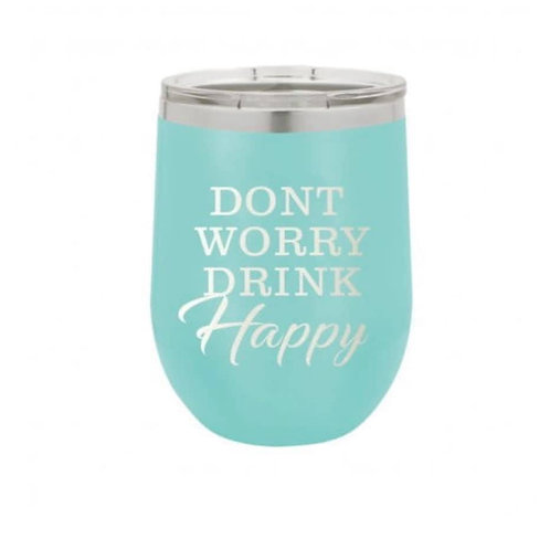Dont Worry SS Tumbler