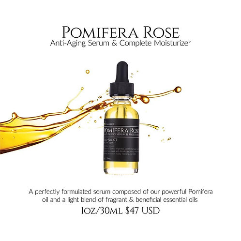 Pomifera Rose Anti Aging Serum and Complete Moisturizer