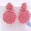 Thumbnail: Lucy Seed Bead Earrings