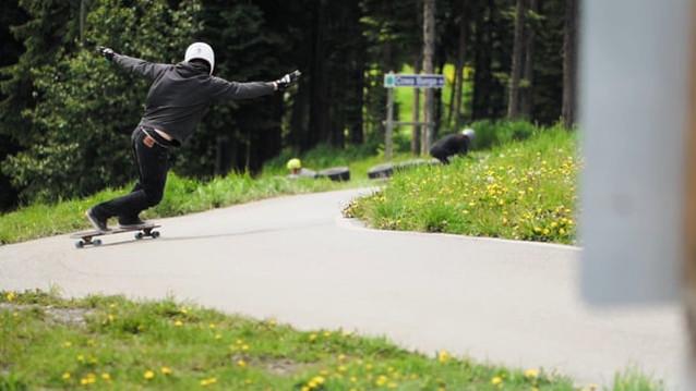 Kamloops Longboard Club - Skate Sun Peaks