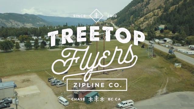 Treetop Flyers Zipline