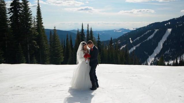 Winter Style Wedding - Sun Peaks BC - Highlights